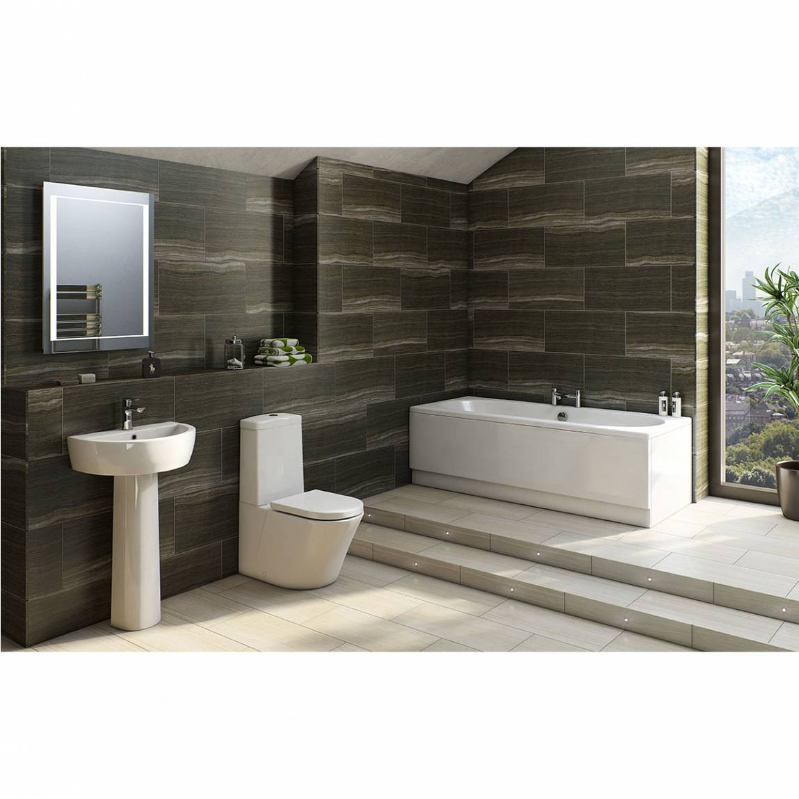 Mode Tate bathroom suite with contemporary double ended bath.jpg